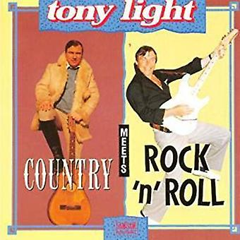 Tony Light - Country Meets Rock 'N Roll [CD] USA import