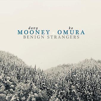 Davy Mooney & Ko Omura - Godartade Främlingar [CD] USA import