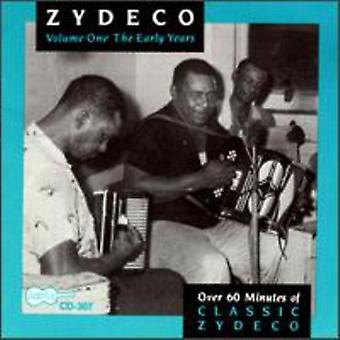 Zydeco-the Early Years - 1961-62 [CD] USA import