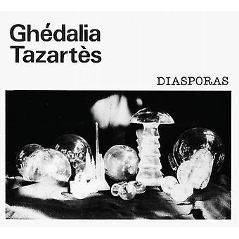 Ghedalia Tazartes - diaspora [CD] USA import