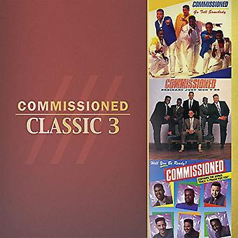 Commissioned - Classic 3 [CD] USA import