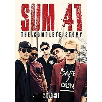 Sum 41 - Sum 41: Complete Story [DVD] USA import
