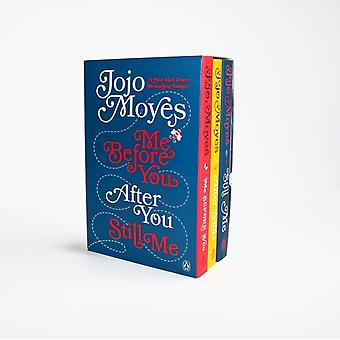 Me Before You After You and Still Me 3Book Boxed Set par Jojo Moyes
