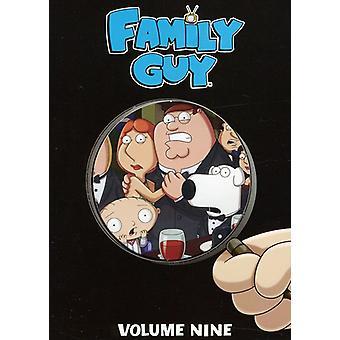 Family Guy: Vol. 9 [DVD] USA import