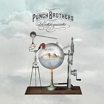 Punch Brothers - Antifogmatic [CD] USA import