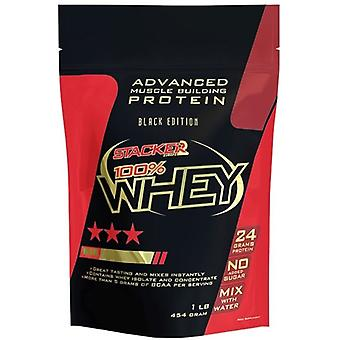Stacker2 Europe 100% Whey Cappuccino 454 gr