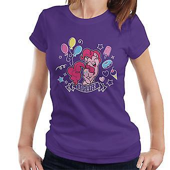 Min lilla ponny Pinkie Pie full av skratt kvinnor & apos; s T-shirt