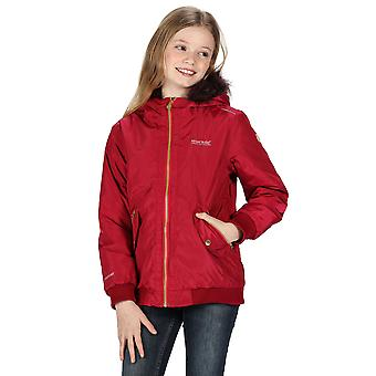 Regatta Girls Benicia Waterproof Insulated Hooded Jacket