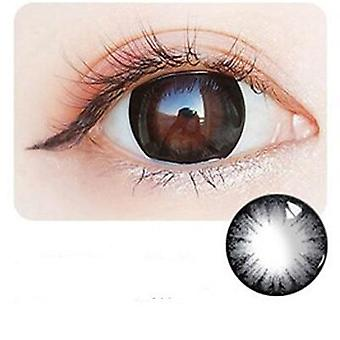 Beautiful Pupil Color Contact Lenses - Female Multicolor Party Girl Cosplay