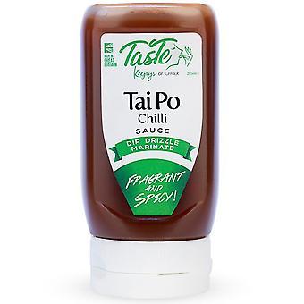 Keejay's Tai Po Chilli Sauce