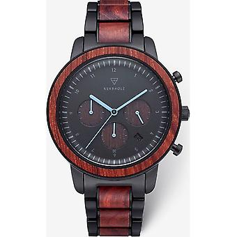 Kerbholz - Armbanduhr - Unisex - 4251240414560