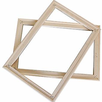 Simple Wooden Diy Picture Frames Art Suitable For Home Decor, Huile numérique