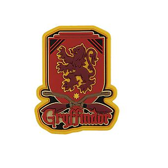 Magnet - Harry Potter - Gryffindor Soft Touch PVC New 48396