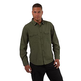 Craghoppers Mens Kiwi Long Sleeve Nosi Defence Shirt