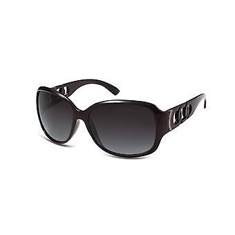 نظارات شمسية للجنسين المسافر الأسود (S36)