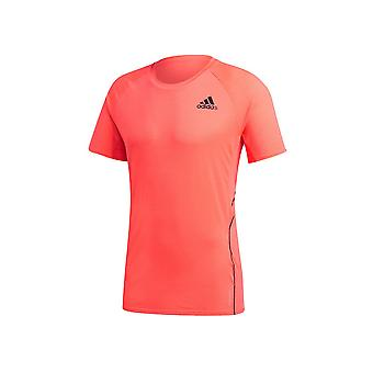 Adidas Runner FT1787 training all year men t-shirt