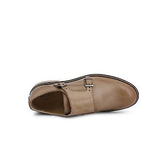 Madrid - Schuhe - Slipper - 600_PELLE_MARRONE - Herren - burlywood - EU 43