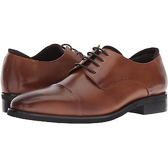 Kenneth Cole Reaction Men's Shoes Travis lace up Leather Lace Up Dress Oxfords