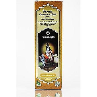 Radhe Shyam Golden Blonde Henna Paste