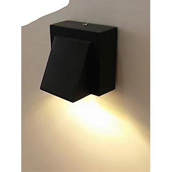 Udendørs Led Light 5w Udendørs Væg Lys Bygning Udvendig Gate Balkon Garden Yard Belysning