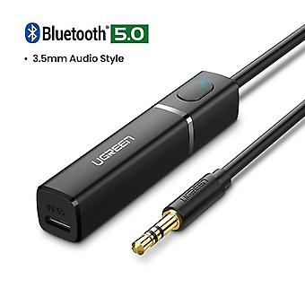Bluetooth Transmitter 5.0 Tv-headphone Pc/ps4 3.5 Optical Audio Jack Music Adapter