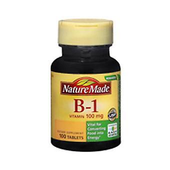 Nature Made Nature Made Vitamin B-1, 100 mg, 100 tabs