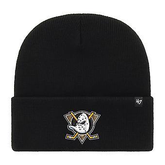 47 Brand Beanie Wintermütze - HAYMAKER Anaheim Ducks