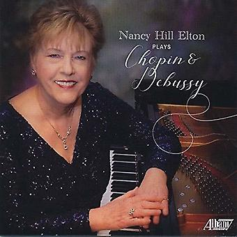 Nancy Hill Elton Plays Chopin & Debussy [CD] USA import