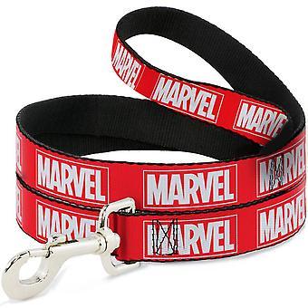 Marvel Brand Logo Hund Snor