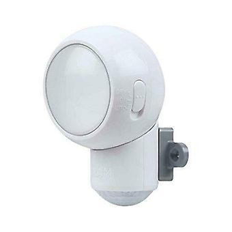 Osram Spylux Motion Sensor LED Night Time Light Pivot and Portable Torch White