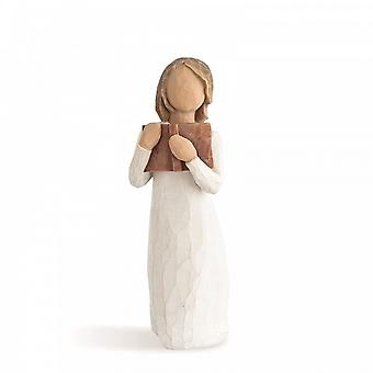Willow Tree Love Of Learning Figurine