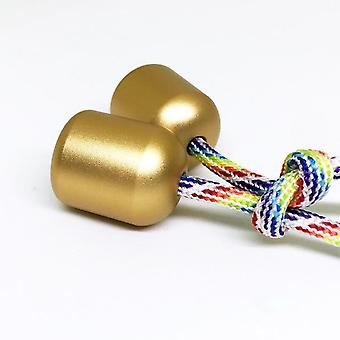 Creative Copper/aluminum Begleri Hand-edc Toy For Autism And Adhd No-stress