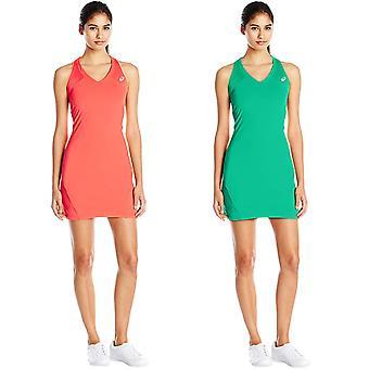 Asics Womens MotionDry bez rukávů Sportovní tréninkové šortky Tenisové šaty sukně
