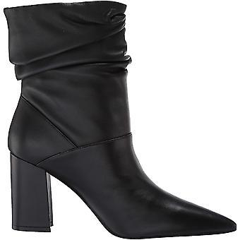 Neuf femmes de l'Ouest-apos;s Chaussures Cames Cuir pointu Orteil Cheville Bottes de mode