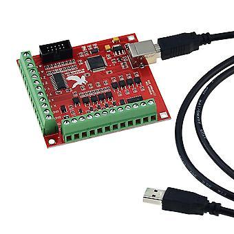 3ks/set Mach3 Breakout Board, USB wire, Cd Cnc USB 100kHz 4 Axis Interface 3ks/set Mach3 Breakout Board, USB Wire, CD CNC USB 100kHz 4 Axis Interface 3ks/set Mach3 Breakout Board, USB Wire, CD Cnc USB 100kHz 4 Axis Interface 3ks/set