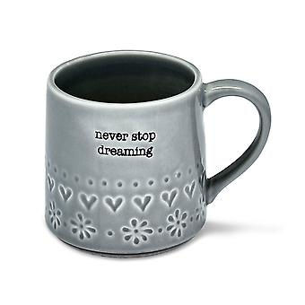 Cook Smart Mug Never Stop Dreaming Purity 1881