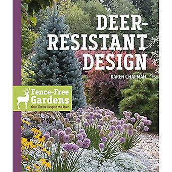 Deer-Resistant Design: Fence-free Gardens that Thrive Despite the Deer