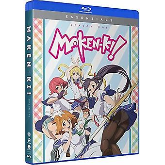 Maken-Ki: Season One [Blu-ray] USA import