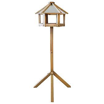 Esschert Design Birdhouse Oak Hexagonal