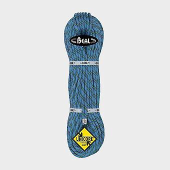 New Beal Cobra II 8.6mmm Unicore Rope (60m) Albastru
