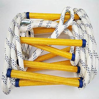 Fire Escape Ladder, Anti-skid Rescue Emergency Work Safety Response Climbing