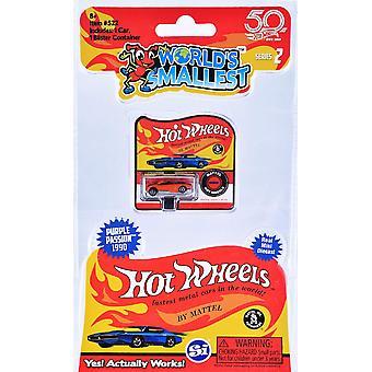 Worlds smallest si512 hot wheels set, varies