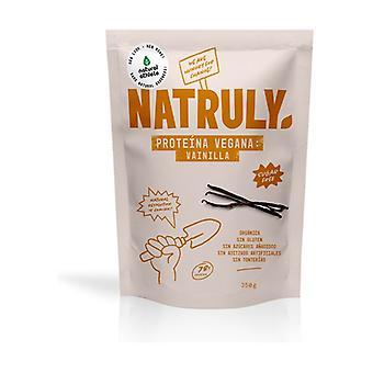 Organic Vanilla Vegan Protein 350 g