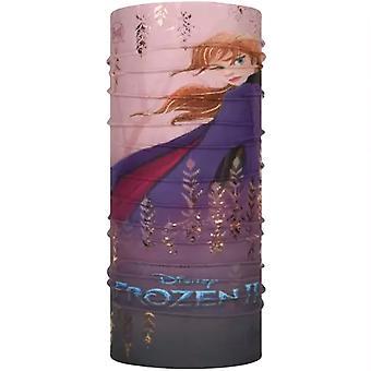Buff Unisex Kids Frozen 2 Original Outdoor Protective Tubular Scarf - Anna