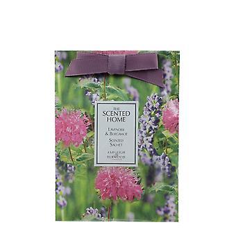 Lavender & Bergamot Scented Sachet 20 by Ashleigh & Burwood