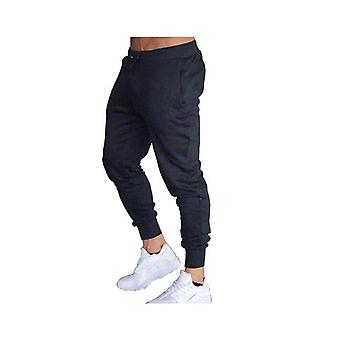 Spring Autumn Gyms Sweatpants Men's Joggers Trousers Sporting Pants