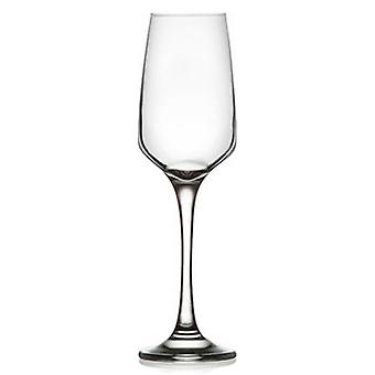 Champagne glass LAV Lal 230 cc (6 pcs)
