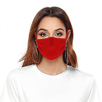 الرياضة قناع الفم قابل لإعادة الاستخدام قناع الوجه قابل للغسل، ومكافحة مقاومة الرياح الفم- ماكل