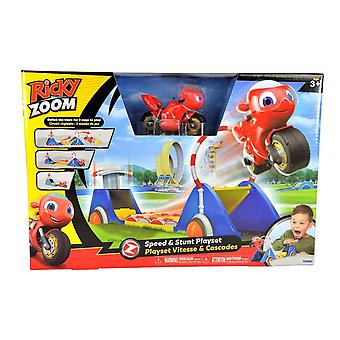 Ricky Zoom Speed & Stunt Playset Available At Getthebestgift
