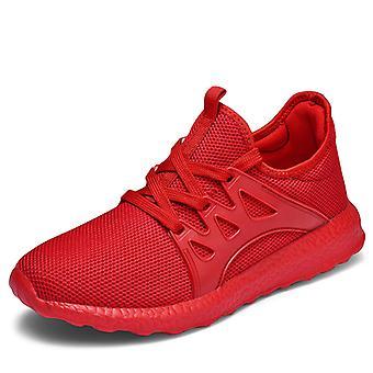 Moda ligera para hombre Zapatillas de running 4 colores